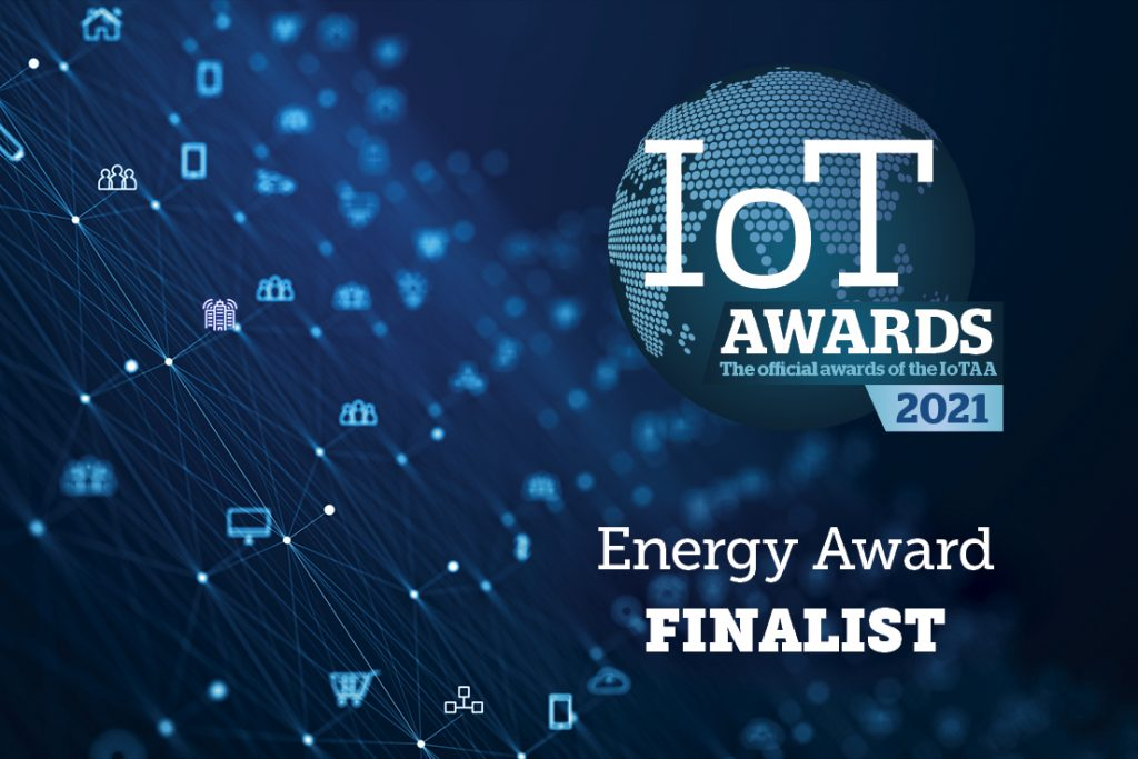 IoT Awards Finalist blog banner